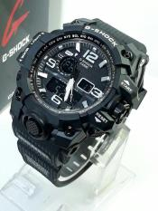 Jam tangan Casio pria/Cowok G SHOCK GWG1000 black lisd white