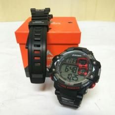 JAM TANGAN DIGITAL DUAL TIME