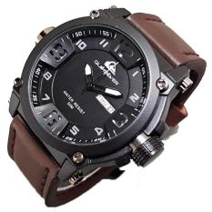 Jam tangan pria - Rip-curl / Quiksilver - Tali Kulit - Man's Casual / Sport Watch - Outdoor Watch