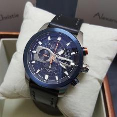 Jam tangan pria terbaru alexandre christie ac 6270 original bergaransi resmi