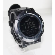 Jam Tangan Sport Suunto Essential Copper With Leather - Black