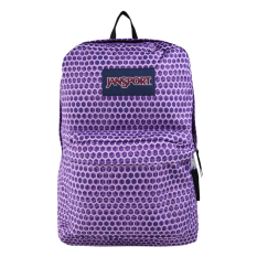 Jansport Superbreak Backpack - Urbanopticalpurple