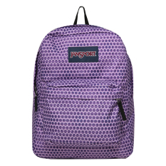 JanSport Superbreak Tas Ransel - Optical Purple