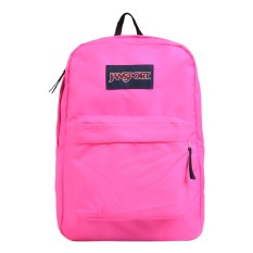 JanSport Superbreak Tas Ransel - Ultra Pink