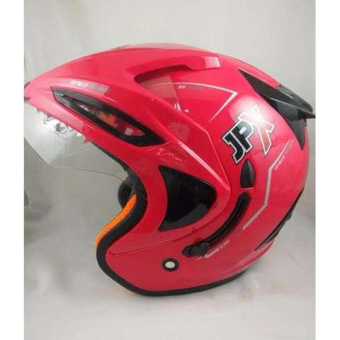 Double Visor Half Face Murah Harga Spesifikasi. Source · JPX SUPREME Helm .