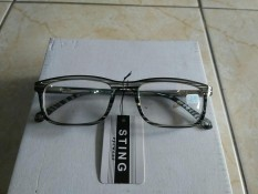 Kacamata Baca Kacamata Minus 0.50 Fashion Trendy Gaya Korea Hit