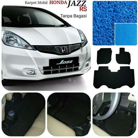 Karpet Mobil All New Honda Jazz RS
