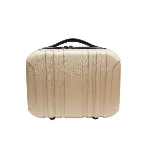 "Home; Koper Polo Maple ABS Vertical Stripe Six - B11 - gold 12""("