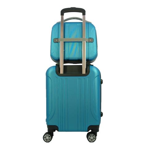 "Koper Polo Maple B11 16"" & Beauty Case 12"" - Boln"