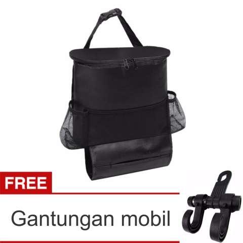 Harga Lanjarjaya Car Seat Organizer Holder Travel Storage Cooling Hanging Bag Gantungan Mobilblack Harga Rp 37.000
