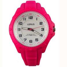 LORUS R2375 - Jam Tangan Wanita - Merah
