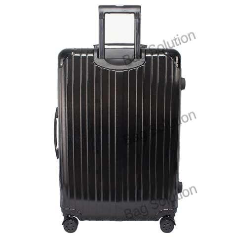 Luminox Tas Koper Set Hardcase Fiber - ABS 4 Roda Resleting Anti Tusuk - Kunci TSA