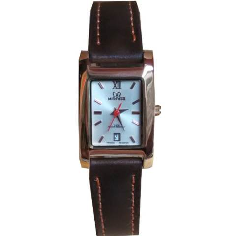 Mirage - Jam Tangan Wanita - Leather Strap - MRG 5248 DB