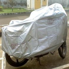 MR Parachute Motorcycle Cover Ukuran XL / Penutup Motor jas hujan motor / Tutupan Sepeda Motor