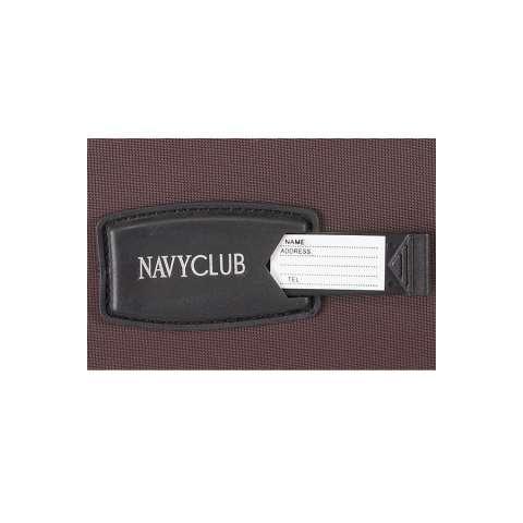... Navy Club Koper Kabin Koper Softcase Nylon 4 Roda Putar 2020 16 Inch