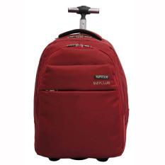 Navy Club Tas Ransel Trolley TR 8176 - Merah Backpack Trolley