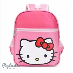 NEW Tas Sekolah anak Karakter keroppi - doraemon - Hello kitty / TK/ PAUD/ Playgroup