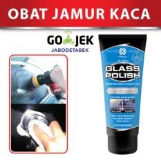 Obat Jamur Kaca Mobil Rumah Primo GLASS POLISH - 100 gram