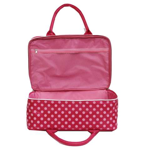 Polkadot Bahan Satin Halus New Arrival Red ... Source · Jual .