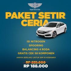 Paket Servis Steering Mobil (Setir Ceria)