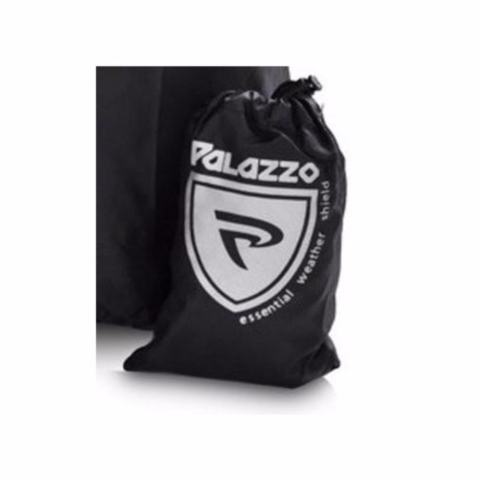 Home; Palazzo RC-03 Backpack Cover / Coverbag / Raincover / Jas Hujan Tas / Pelindung Tas Ransel - Hitam