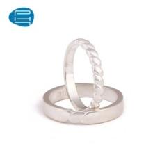 PH7 Desain Asli 925 Silver Jewelry Ring Atap Minimalis GUI Madu Cincin Beberapa Handmade Di Ring (Pria 25 # A Saja) -Intl