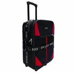 PoIo Milano Koper Bahan Ukuran 18 Inchi 738-18 Expandable Original - Black Red