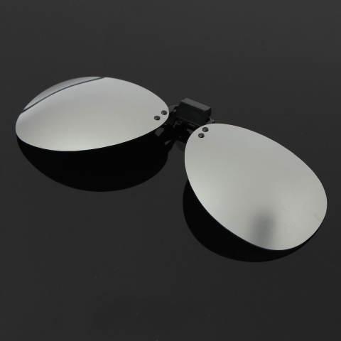 Lensa Pada Kacamata Hitam Klip Terpolarisasi Penangkapan Ikan Malam Mengemudi UV400 Quicksilver