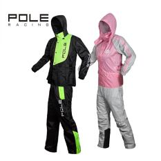 Pole luar ruangan ringan untuk pria dan wanita dewasa mobil listrik jas hujan sepeda motor jas