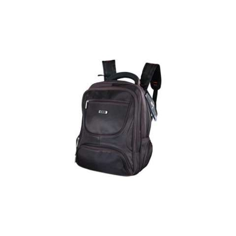 POLO HOMME Tas Ransel WT-PH-66107 Backpack With Slot Laptop - Coklat Coffee