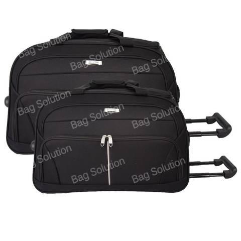 Koper Softcase Set Expandable 2 Roda 595 18 22 Inchi Source · Traveltime .