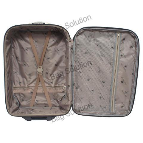 Delsey Linea Koper Soft Case 75 Cm Hitam Gratis Pengiriman Source · Polo Hunter Tas Koper