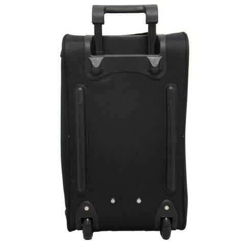 ... Koper Softcase Set Expandable 2 Roda 596 18+22 Inchi - Merah. Source · Polo Hunter Tas Kabin Trolley - Duffle Bag with Trolley - Travel Bag Trolly Tas ...
