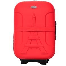 Polo Team Tas Koper Kabin Expander 2 Roda size 20 inch Gratis Pengiriman JABODETABEK - 936 - Merah