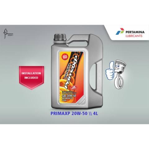 PRIMA XP Min 20W 50 4 Liter TERMASUK SERVIS
