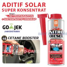 Aditif Hemat BBM Solar Primo NITRO DIESEL Fuel Treatment / Complete Fuel System Cleaner - 300 mL