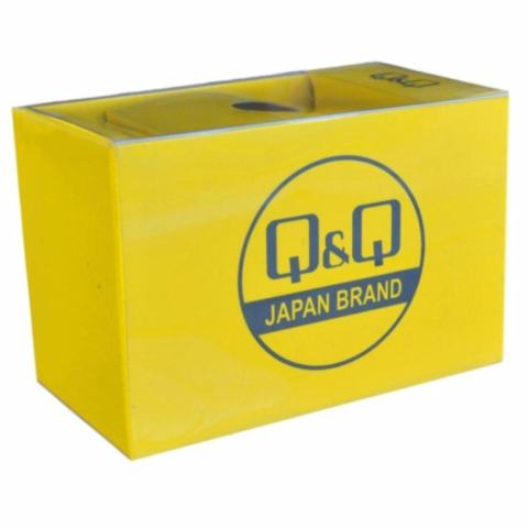 Q&Q Jam Tangan Wanita - Pria Full Limited Analog Watch - Full Rubber - QQ 1705