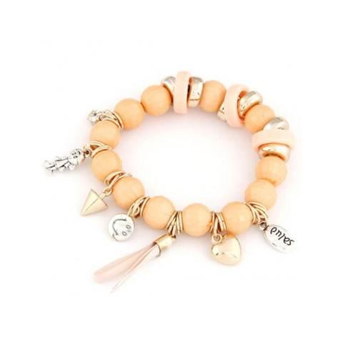 Aksesoris Gelang Beads Multi Element