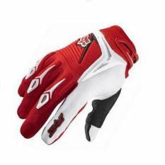 Sarung tangan fox 360 merah / glove fox 360 red