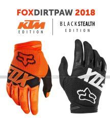 Sarung Tangan Motocross - FOX DIRTPAW 2018 - Keren Nyaman Murah Aman
