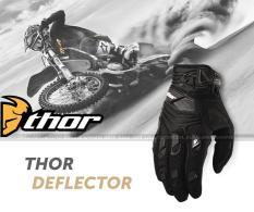 Sarung Tangan Motocross - THOR DEFLECTOR - Ringan Nyaman MURAH Aman