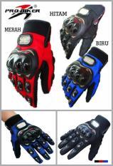 Sarung Tangan Probiker Pro Biker Full Jari / Sarung Tangan Motor