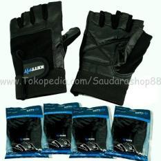 Sarung Tangan / Sarung Tangan Fitnes Kettler Original Kulit 0982