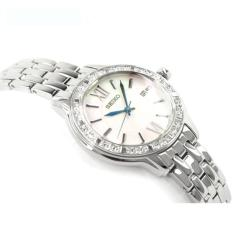 Seiko Ladies SXDG71P1 Quartz Blue Hands Jam Wanita SXDG71