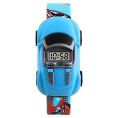 """SKMEI  Merek Watch 1241 Panas Children Jam Tangan LED Display Olahraga Jam Tangan Bandung Photo: """"-anak Mobil Gaya Digital Dipimpin Pengganti Kartun Watch For Boy-Intl"""