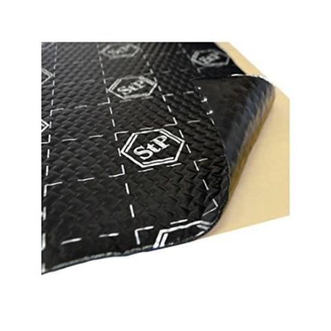 Karpet Dasar Mobil Toyota Calya Tanpa Sambungan Tebal Peredam. Source · STP Black Silver Peredam 2 Pcs