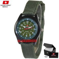 Swiss Army - Jam Tangan Wanita - Jam Tangan Analog - Hijau SAX 1003 ... 4c492839ca
