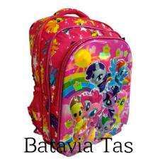 Tas Ransel Alto Kids Musika Lampu BAT-11 + Waterproof + Anti gores
