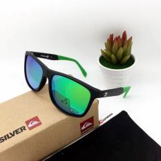 Terbaru Kacamata / Sunglass Pria Quiksilver 4905R Super Fullset - Kdstr