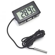 Termometer Mobil / Termometer Digital Cocok Untuk Mengukur Suhu Mobil Motor Kulkas Akuarium Dll